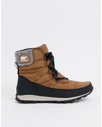 Sorel Светло-коричневые Зимние Ботинки -светло-коричневый - Многоцветный