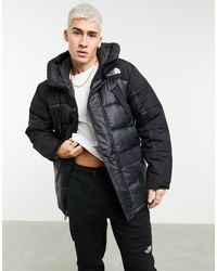 The North Face Himalayan Insulated Parka Jacket - Black