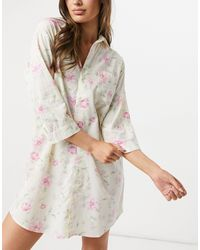 Lauren by Ralph Lauren Sleepshirt - Multicolour