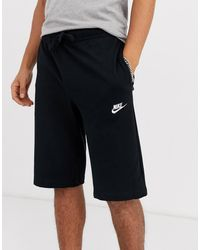 Nike Club - Pantaloncini - Nero