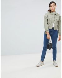Weekday - Way High Waist Skinny Jeans - Lyst