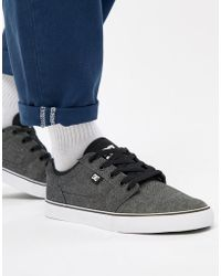 DC Shoes - Tonik Tx Se Trainers In Black - Lyst