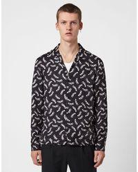 AllSaints - Bonds Shirt - Lyst