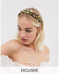 Reclaimed (vintage) Inspired Headband - Multicolour