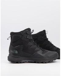 The North Face - Черные Легкие Ботинки North Face Ultra Xc-черный - Lyst