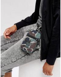 adidas Originals - Festival Flight Bag In Camo Bq6077 - Lyst