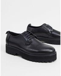 ASOS Lace Up Shoes - Black