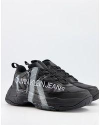 Calvin Klein Jeans - Marquist - Baskets - Noir
