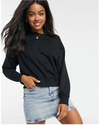 New Look Sweatshirt - Black