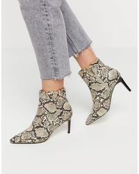 Oasis Ankle Boot - Multicolour