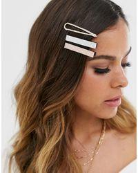 New Look Set Van 5 Haarschuifjes - Meerkleurig