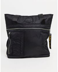 Dr. Martens Nylon Tote Bag - Black