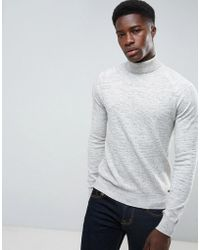 Threadbare - Textured Knit Jumper - Lyst