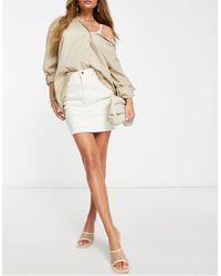 Ivyrevel Ivy Revel Denim Mini Skirt - Multicolour
