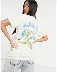 RIPNDIP Ripndip Magical Place T-shirt - Multicolour