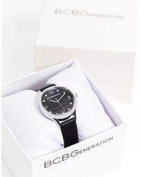 BCBGMAXAZRIA Reloj con correa - Negro