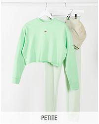 Topshop Unique Sweat-shirt pastèque - Vert
