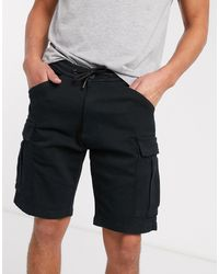 Esprit Cargo Shorts - Black