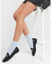 Accessorize Snaffle Flat Loafers - Black