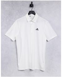 adidas Originals Ultimate - 365 - Polo bianca - Bianco