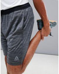 Reebok Pantaloncini grigi CY3614 - Grigio