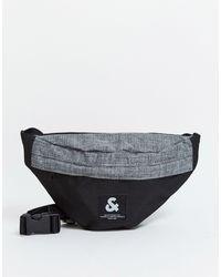 Jack & Jones Technical Duffel Bag - Black