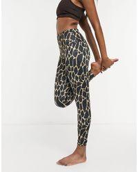 Onzie High Waisted Yoga leggings - Black
