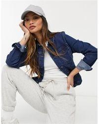 Vero Moda - Denim Jacket - Lyst