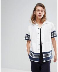 Dickies - Ocean City Shirt In White - Lyst
