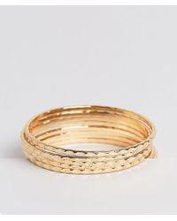 Nylon - Multi Pack Bracelets - Lyst