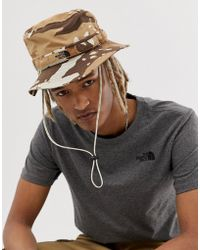 ed64d16aa Class V Brimmer Hat In Camo - Multicolor