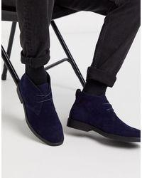 New Look Desert boots - Blu