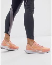 Nike Розовые Кроссовки -розовый
