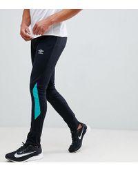 Umbro Pro Training Tapered Pant - Black