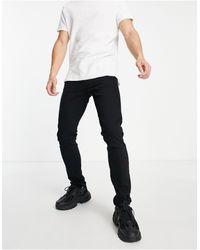 Armani Exchange J14 Skinny Jeans - Black
