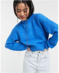 Weekday Jessa - Pull - Bleu