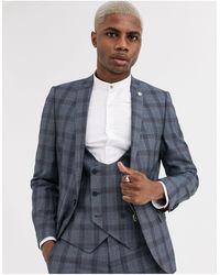 Twisted Tailor - Super Skinny Wedding Suit Jacket - Lyst