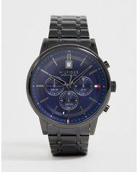 Tommy Hilfiger 1791633 Kyle - Horloge - Zwart