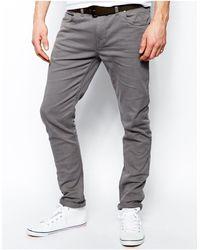 Farah Drake Slim Fit Jeans - Grey