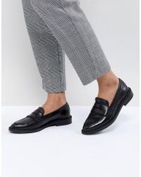 SELECTED - Leather Loafer - Lyst