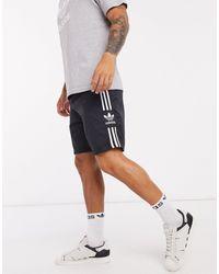 adidas Originals Черные Шорты Lock Up-черный