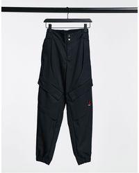 Nike - Черные Брюки В Утилитарном Стиле -черный - Lyst