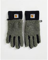 Carhartt WIP Jackson - gants en polaire - Vert