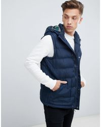 Tokyo Laundry - Hooded Gilet - Lyst