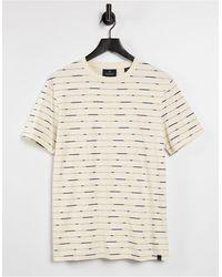 Scotch & Soda T-shirt entièrement imprimé - Neutre