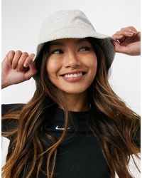 Nike Bucket Hat - Wit