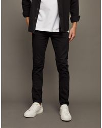 TOPMAN Skinny Jeans Met Stretch - Zwart