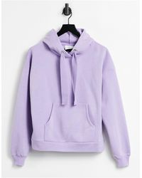 Chelsea Peers Eco Jersey Lounge Hoodie - Purple