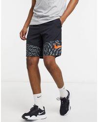 Nike Черные Шорты Project X Flex 3.0-черный