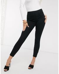 Spanx Leggings effetto jeans alla caviglia - Blu